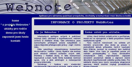 Webnotes