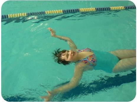 Plavecký záběr
