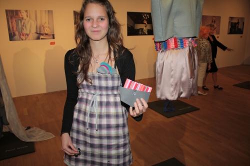 Výukový program Oděvní design inspirovaný architektem Jurkovičem/Moravská galerie v Brně