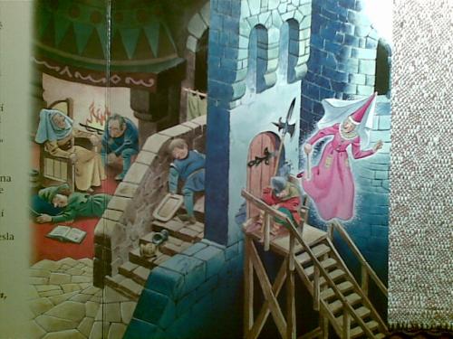 Obrázek z obrázkové knihy