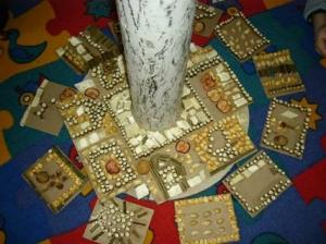 Mozaika z přírodnin