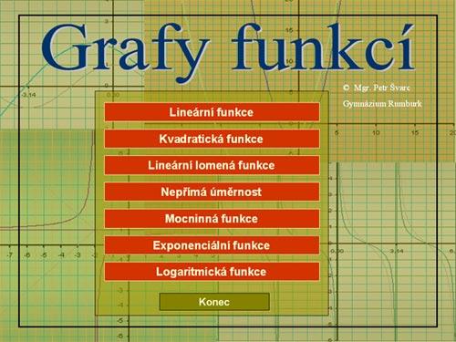 Grafy Funkci V Excelu