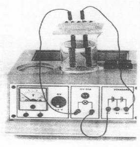 Elektrolytická vana