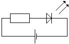 Připojení LED ke zdroji napětí
