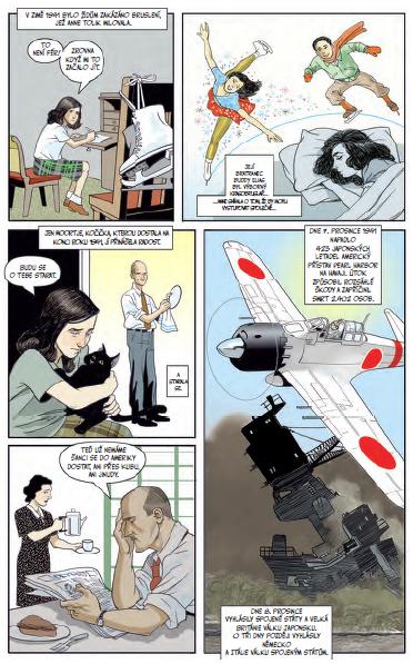 Pracovni Listy A Metodika Pro Ucitele Ke Knize Anne Frankova