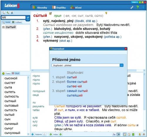 Ruský online slovníík
