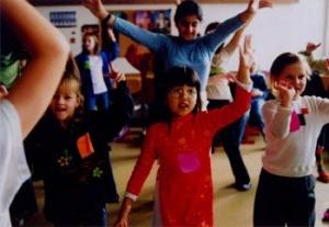 Tancujeme arménský tanec