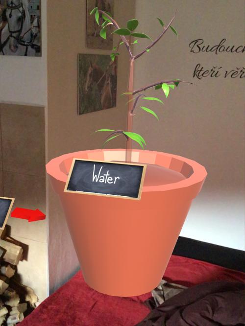 Virtuální rostlina