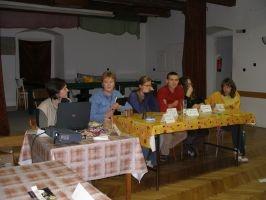 Jednání zastupitelstva obcí
