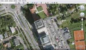 I aplikace jako je Google Earth jsou na 10