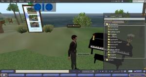 Komunitní virtuální svět Second Life zcela bez problémů.