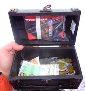 Pirátský poklad