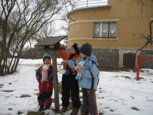 Jak pomáhají přírodě děti