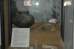 Nálezy z jeskyně Martina