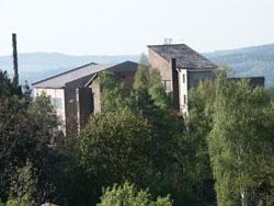 Bývalý zlatý důl na naučné stezce