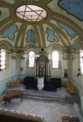 Heroldova síň (bývalá synagoga)