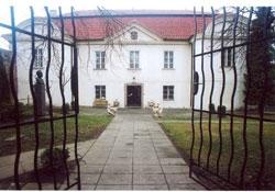 Budova rakovnického muzea