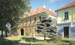 Budova jesenického muzea