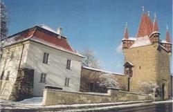 Muzeum a Pražská brána