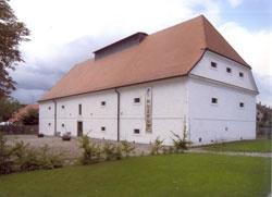 Budova Muzea T.G.Masaryka v Lánech