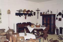 Rekonstrukce bytu Alice Masarykové v Pamětní síni Alice Masarykové a ČČK
