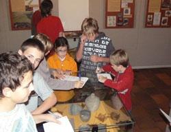 Kvíz k archeologické výstavě