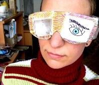 Hranolové brýle