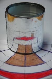 Detailní pohled na pozorování experimentu