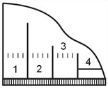 uspořádání tónových výšek (obr. autor)